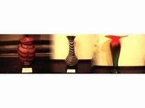 美術館 琉球グラス