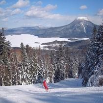 ◆阿寒湖畔スキー場