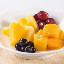 ◆フルーツも日替わり提供です◆