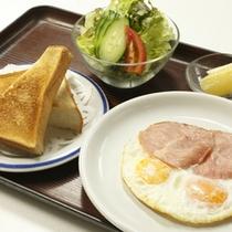 レストラン 洋朝食
