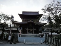 阿蘇神社(肥後国一の宮)