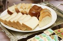 朝食和洋食バイキング・パン