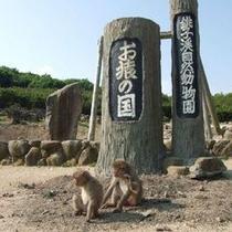 【銚子渓お猿の国】