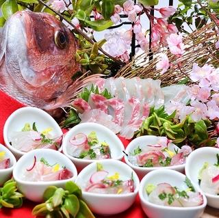 【事前決済で500円割引】大人気!オリーブバイキング★瀬戸内の海の幸と島の郷土料理の饗宴!