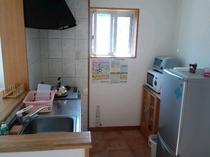 全室充実対面キッチン付き