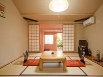 露天風呂付き客室 一例  千・三