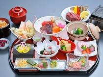 【夕食】春~茅花舞・華~※実際のお料理とは若干イメージが異なります
