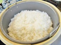 【朝食】沼田町産の美味しいお米で朝から元気に♪