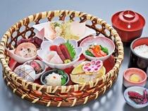 【夕食】春~花菜・hanasai~※実際のお料理とは若干イメージが異なります