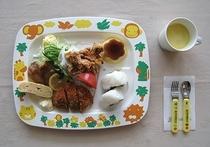 幼児定食(例)