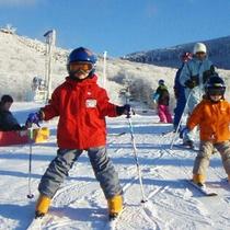 【九重スキー場】大分県唯一のスキー場。子どもから大人まで楽しめます♪