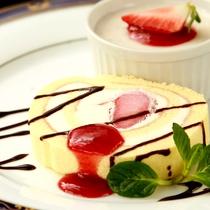 【デザートの一例】