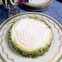 *朝食後の手作りデザート一例/若女将が毎月こだわりの素材で手作りデザートをご用意!