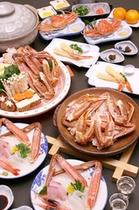 松葉ガニ料理①