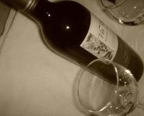 赤ワインプレゼント♪