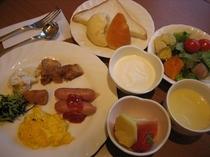 ガーデンナチュレふきのとう ご朝食〜洋食〜
