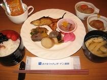 ガーデンナチュレふきのとう ご朝食〜和食〜
