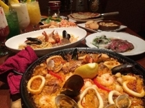 ESTESTスペインバルコース料理