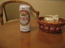 ビール(お疲れ様プラン)