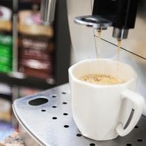 引立て♪コーヒー