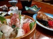 魚・お刺身コース