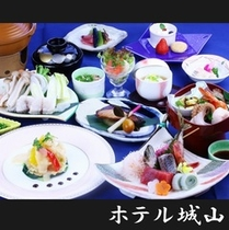 春の夕食一例