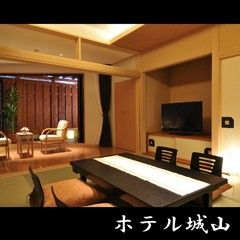 【香橙(koto)】 露天風呂付客室/和室10畳+広縁付