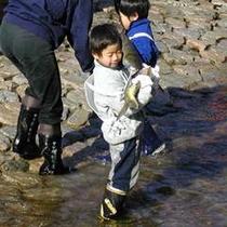 サケ豊漁祭り