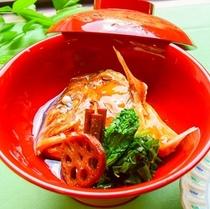 夕食煮物(一例)