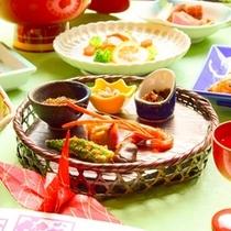夕食前菜(一例)