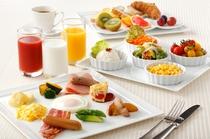 洋朝食イメージ※ブッフェスタイル