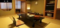 【夢の舎】 和室10畳間・堀ごたつ・ユニットバス