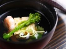 【椀盛】白魚豆腐