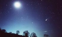 夜には満点の星が・・・