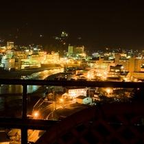 街絶景ランキング1位の夜景が自慢です。