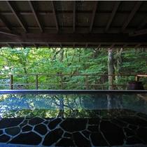 貸切野天風呂「紅葉」2012-2