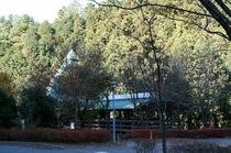 鈍川渓谷 森林館