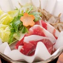 【お料理】イノブタ鍋
