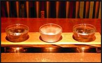 大忠 旬の日本酒「呑み比べ」