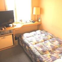 【訳あり部屋】外の景色を楽しめないお部屋ですが、部屋の仕様は他と変わりません!