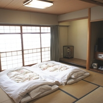 ★【和室8畳】4名様までご利用頂ける和室8畳です★