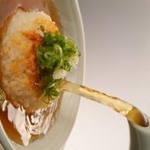 アクのほとんど出ない「和豚もちぶた」だからこそできる、焼おにぎりスープ茶漬け★