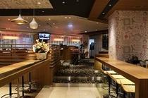 朝食会場 2階 「カフェ ランデヴー」