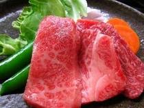 和牛と地物野菜の登坂焼