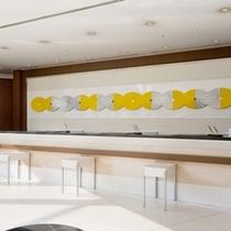 ホテルのフロントは渋谷マークシティの5階にございます。