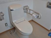 バリアフリー客室 トイレ