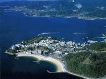 岬の温泉「西浦」