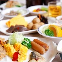※朝食イメージ※ご利用時間は7:00〜9:00まで