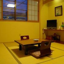 客室例(8〜18畳/バス・トイレ付)