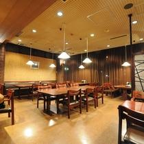 ◆1Fレストラン「グリル五味」。お食事はこちらでご用意いたします。